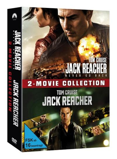Jack Reacher 2-Movie Collection