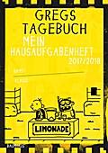 Kinney, J: Gregs Tagebuch - Hausaufgabenheft 2017/18 5 Ex.