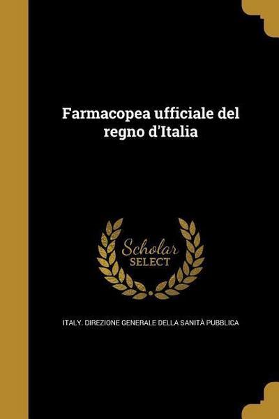 ITA-FARMACOPEA UFFICIALE DEL R