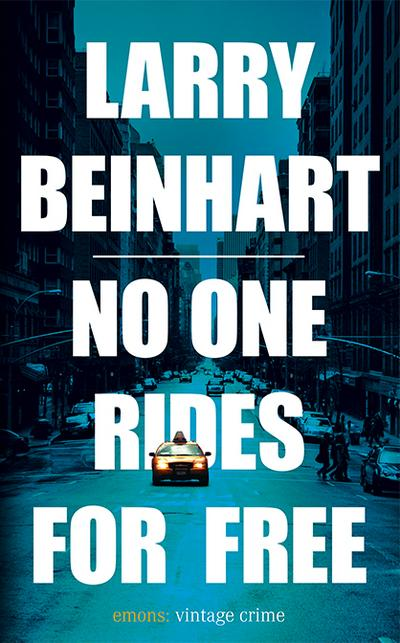 No one rides for free; emons: vintage crime; Deutsch