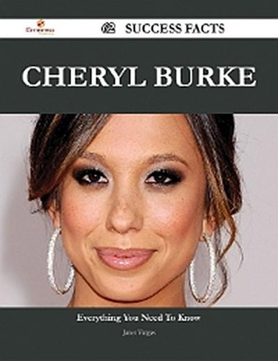 Cheryl Burke 62 Success Facts - Everything you need to know about Cheryl Burke