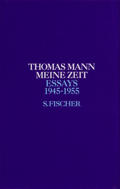 Meine Zeit 1945 - 1955