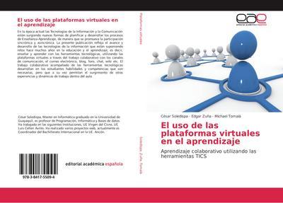 El uso de las plataformas virtuales en el aprendizaje