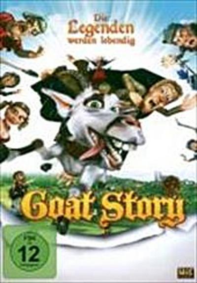 Goat Story - Die Legenden werden lebendig - Schrödermedia Handelsgmbh - DVD, Deutsch| Englisch, Jan Tomanek, Tschechien, Tschechien