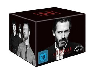 Dr. House Gesamtbox // Replenishment