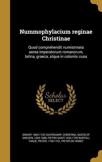 LAT-NUMMOPHYLACIUM REGINAE CHR