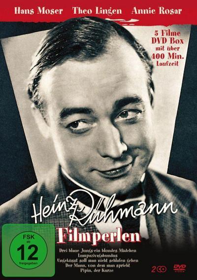 Heinz Rühmann Filmperlen Collector's Edition
