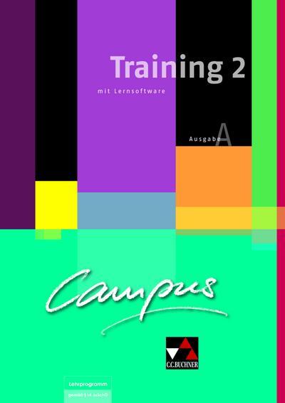 Campus A Training 2 mit Lernsoftware