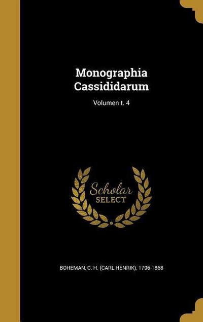 LAT-MONOGRAPHIA CASSIDIDARUM V