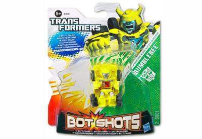 Hasbro Transformers Bot Shots Beasts, Einzelpack