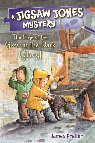 Jigsaw Jones: The Case of the Glow-In-The-Dark Ghost