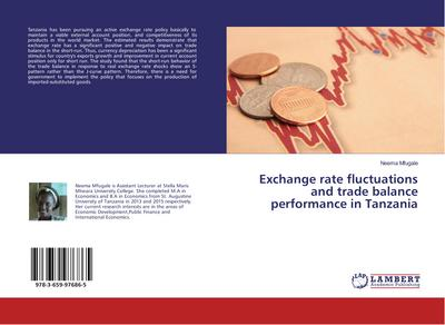 Exchange rate fluctuations and trade balance performance in Tanzania