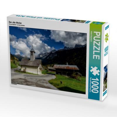 Der alte Weiler (Puzzle)