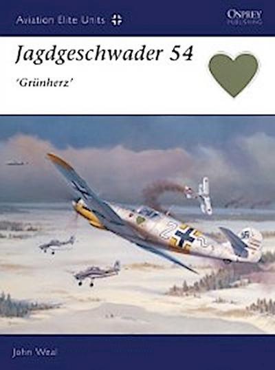 Jagdgeschwader 54 'Gr nherz'