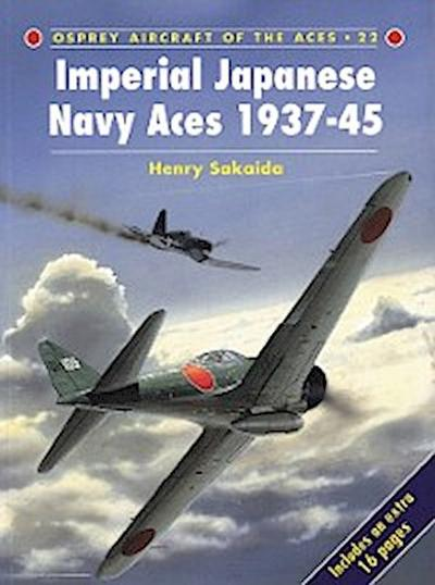 Imperial Japanese Navy Aces 1937 45