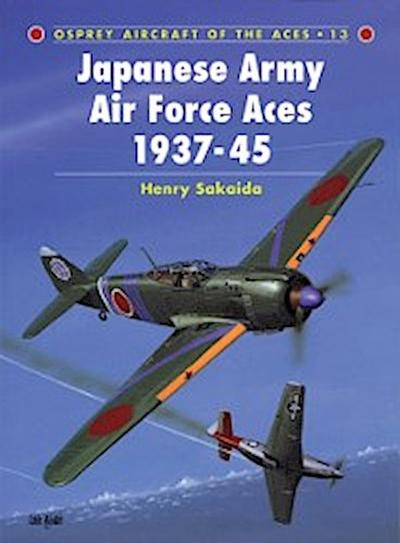 Japanese Army Air Force Aces 1937 45
