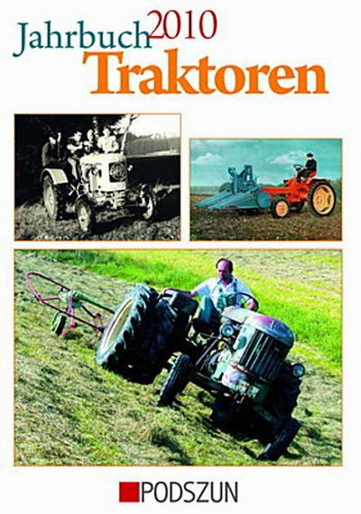 Jahrbuch 2010 Traktoren