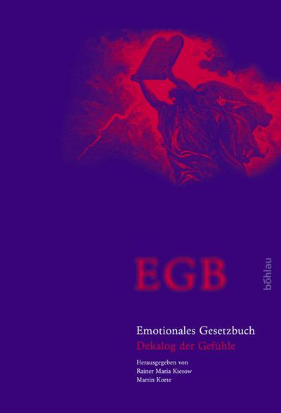 EGB. Emotionales Gesetzbuch
