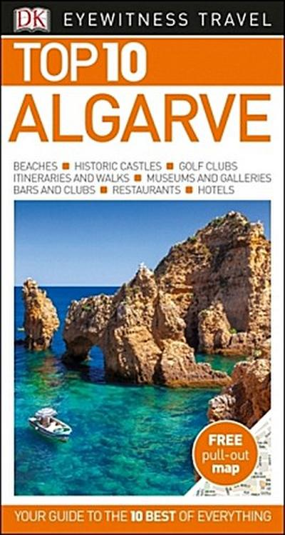 DK Eyewitness Top 10 Travel Guide Algarve