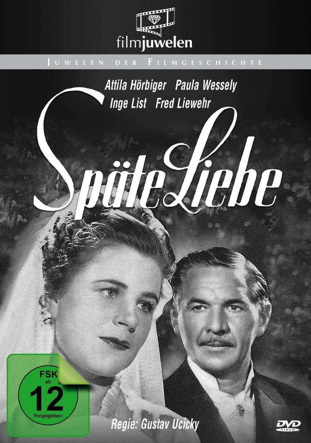 Späte Liebe, Paula Wessely