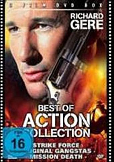 Best of Action Collection ( 3 Filme auf einer DVD )
