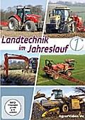 Landtechnik im Jahreslauf. Tl.1, 1 DVD