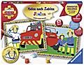 Malen nach Zahlen Junior - Jeder kann malen (Mal-Sets), Bildgröße: 24 x 30 cm Feuerwehrmann Sam