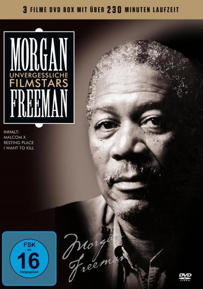 Unvergessliche Filmstars - Morgan Freeman