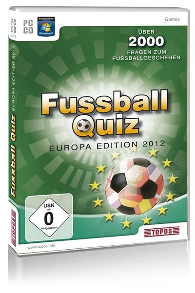 Fussball Quiz Europa Edition 2012