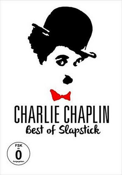 Charlie Chaplin - Best of Slapstick, 2 DVDs