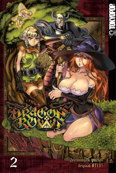 Dragon's Crown 02