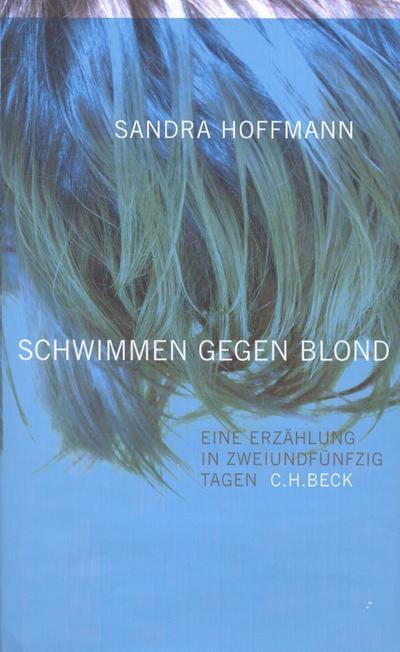 Schwimmen gegen blond