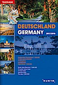 KUNTH Reiseatlas Deutschland / Germany 2