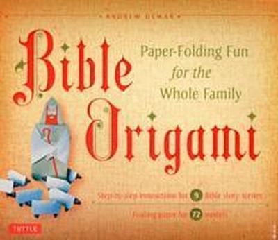 Bible Origami Kit