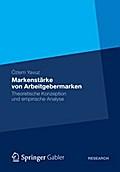 Markenstärke von Arbeitgebermarken - Özlem Yavuz