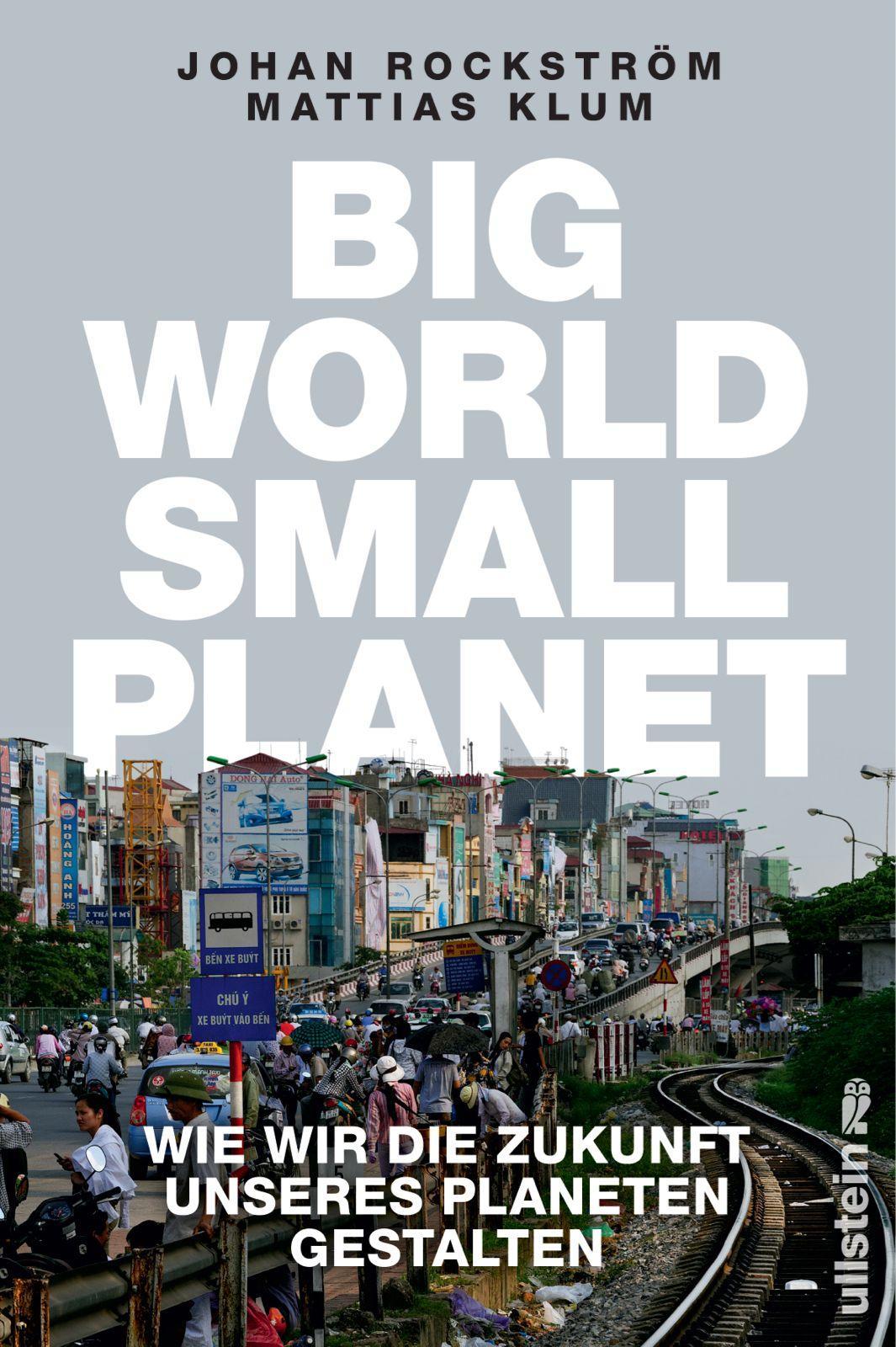 Big World Small Planet Johan Rockström