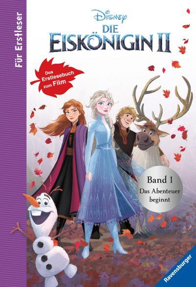 Disney Die Eiskönigin 2 - Für Erstleser