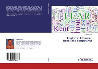 English in Ethiopia: Issues and Perspectives