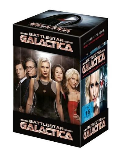 Battlestar Galactica - Gesamtbox