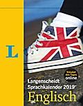 Langenscheidt Sprachkalender 2019 Englisch Abreißkalender