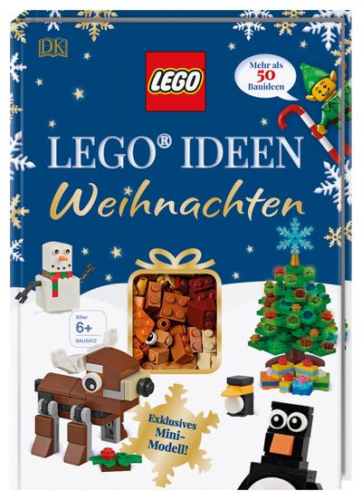 LEGO Ideen Weihnachten