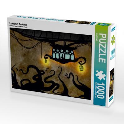 Luftschiff Tentakel (Puzzle)