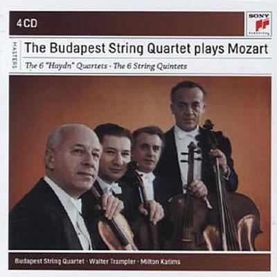 The 6 Haydn Quartets & The 6 Streichquartette