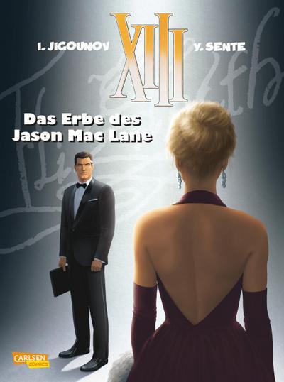 XIII - Das Erbe des Jason Mac Lane