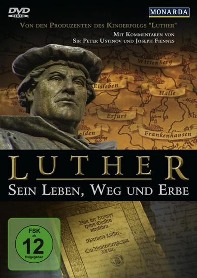 Luther, 1 DVD