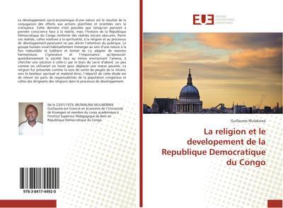 La religion et le developement de la Republique Democratique du Congo