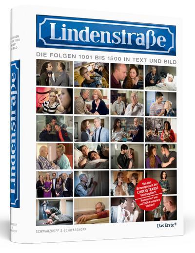 Lindenstraße: Die Folgen 1001 bis 1500 in Text und Bild