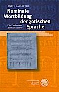 Nominale Wortbildung der gotischen Sprache