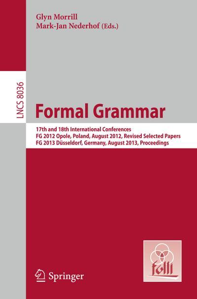 Formal Grammar