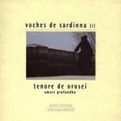 Voches De Sardinna 1-Amore Profundhu